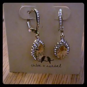 Chloe&Isabel Earrings.